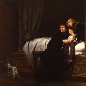 Delaroche, Paul ~ Les Enfants D'Edouard (Edward V And The Duke Of York In The Tower)