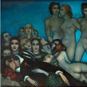 Beltran Masses, Federico ~ El sueño de Don Juan (The dream of Don Juan), 1930s