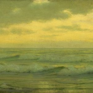Harrison, Alexander ~ Yellow Seascape