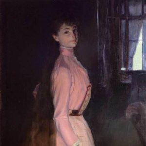Blanche, Jacques-Émile ~ Portrait Of Donna Olga Caracciolo Dei Duchi Di Castelluccio