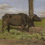 Goubie, Jean-Richard ~ Buffle d'Afrique