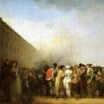 Boilly, Louis-Léopold ~ Les Agioteurs au Palais Royal