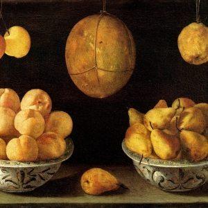 Loarte, Alejandro De ~ Still life of fruit