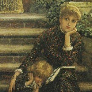 Tissot, James Jacques Joseph ~ The Elder Sister