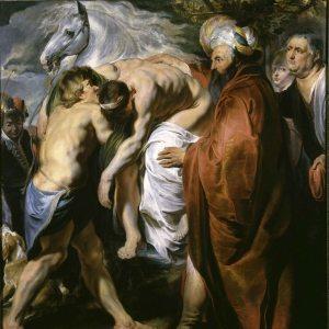 Jordaens, Jacob ~ The Good Samaritan