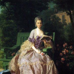 Charpentier, Jean-Baptiste ~ The Princess of Lamballe