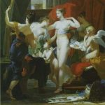 Regnault, Baron Jean-Baptiste ~ The Toilet of Venus