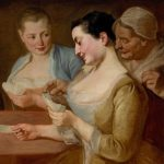 Traversi, Gaspare ~ The Card Players