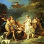 Pierre, Jean-Baptiste-Marie ~ The Judgement of Paris