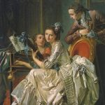 Trinquesse, Louise-Rolland ~ The Music Party