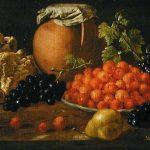 Meléndez, Luis ~ Fruit of the Strawberry Tree