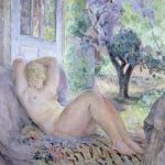 Lebasque, Henri ~ Grand Nude