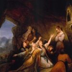 Scheffer, Ary ~ Greek Women Imploring For Assistance