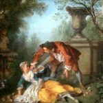 Lancret, Nicolas ~ La Servante Justifiée
