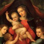 Albertinelli, Mariotto ~ Madonna and Child