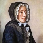 Liotard, Jean-Étienne ~ Portrait of Madame Jean Tronchin