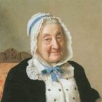 Liotard, Jean-Étienne ~ Portrait Of Madame Tronchin