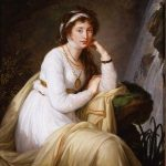Vigée Le Brun, Élisabeth-Louise ~ Portrait of Princess Anna Ivanonva Bariatinsky, later Countess Nikolai Alexandrovich Tolstoy (1774-1825)