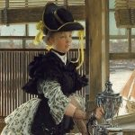 Tissot, James Jacques Joseph ~ Tea Time