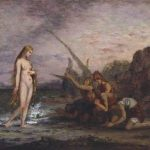 Moreau, Gustave ~ The Birth Of Venus (Venus Appearing To The Fishermen)