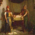Chasseriau, Théodore ~ Two Jewish Women Of Constantine