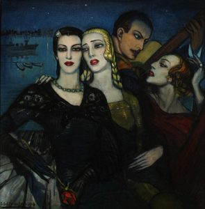 Beltran Masses, Federico ~ Tres para uno (Three for one)