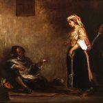Delacroix, Eugène ~ Le Marchand Juif à Alger