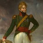 Stroehling, Eduard (Peter Edward) ~ Portrait of Colonel (later General Sir) George de Lacy Evans