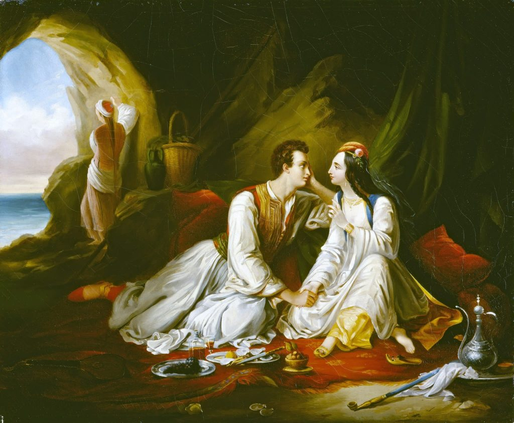 Image result for lord byron don juan