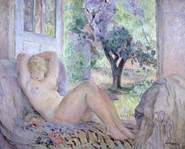 Lebasque, Henri ~ Grand Nude