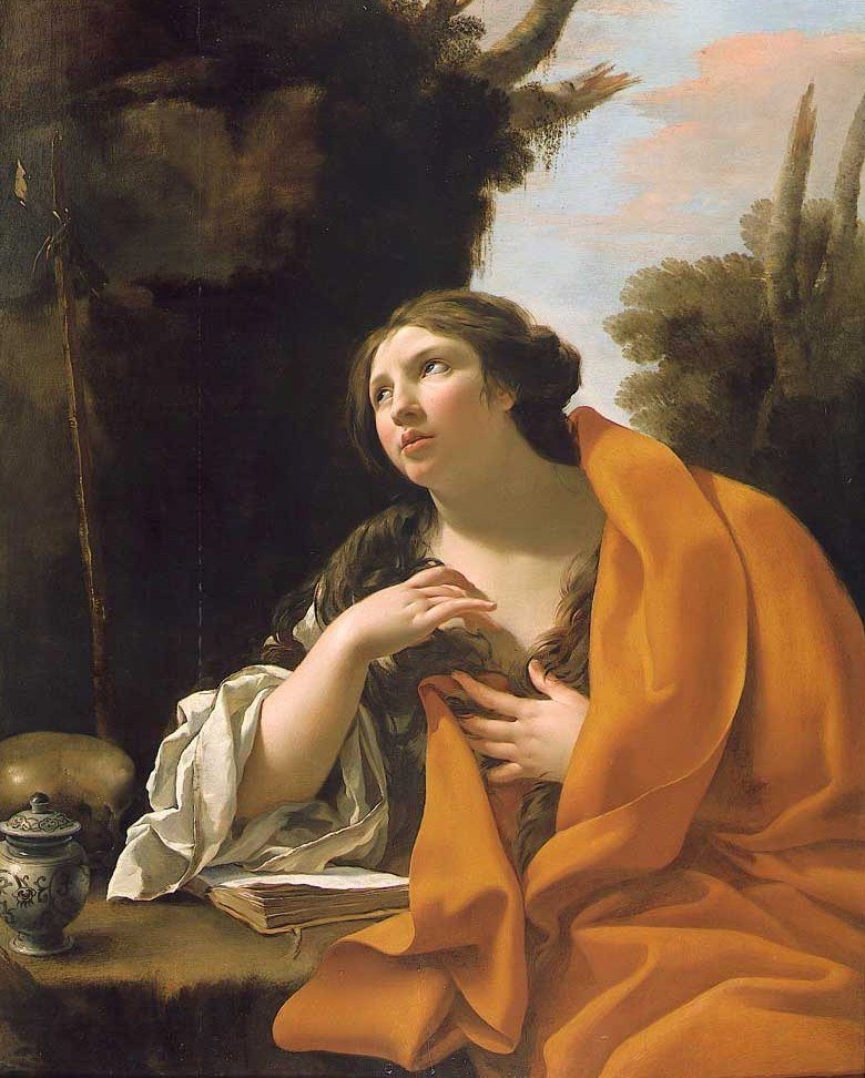 Vouet, Simon ~ Mary Magdalen Repentant