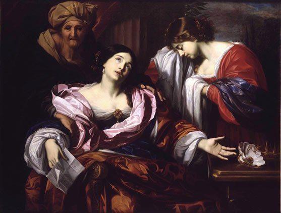 Regnier, Nicolas ~ The Death Of Sophonisba