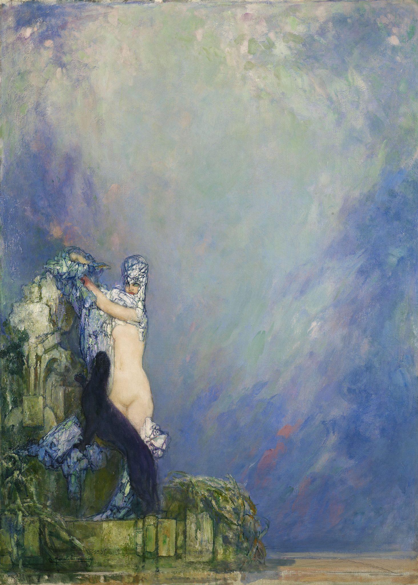 Marcel-Béronneau, Pierre Amédée ~ Salomé Fleur Du Mal
