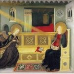 da Fabriano, Gentile ~ The Annunciation