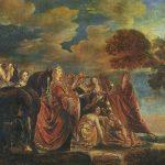 Jordaens, Jacob ~ Odysseus and Nausica (The History of Odysseus)