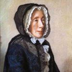 Liotard, Jean-Étienne ~ Portrait of Madame Jean Tronchin