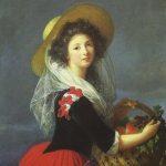 Vigée Le Brun, Élisabeth-Louise ~ The Duchess Of Caderousse