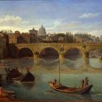 Van Vitelli, Gaspare ~ The Port of Ripetta, Rome